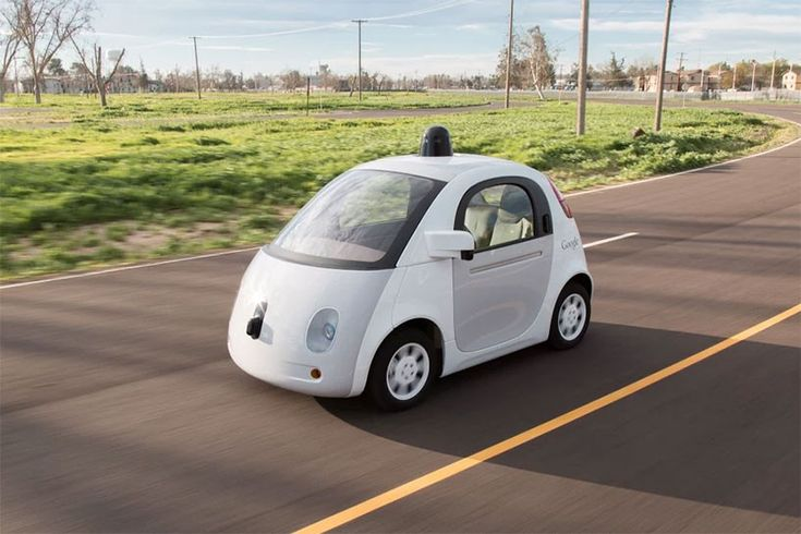 google self-driving car approved for the road