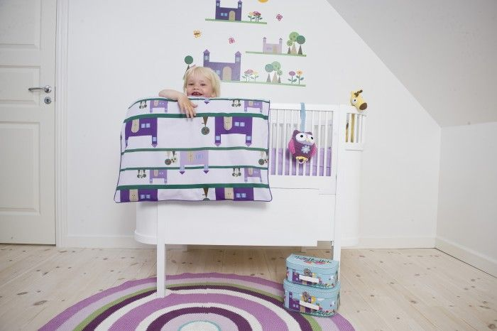 Sebra Limited Edition Kili Cotbed and Junior Bed in White - Available online at Nubie Modern Kids Boutique- Free Shipping | Nubie - Modern Baby Boutique
