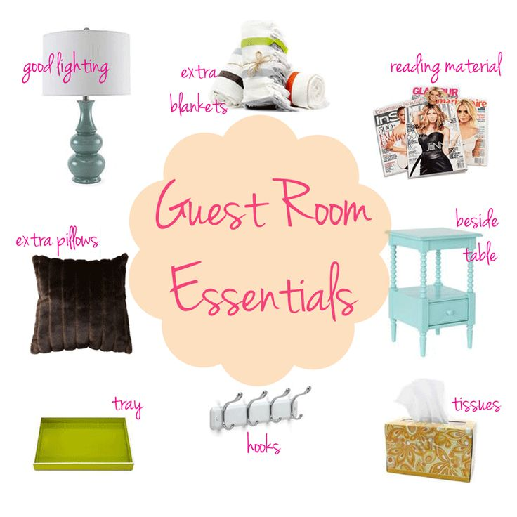 25 best images about overnight guest ideas on pinterest - Stuff to put in your room ...