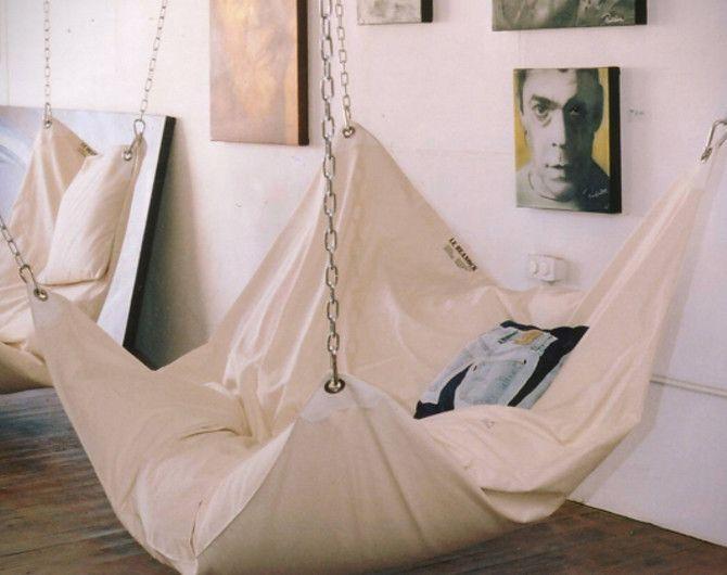 Bean Bag Hammock Chair - Necessary Coolness