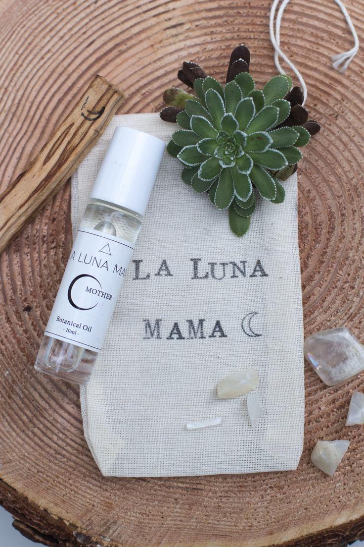 La Luna Mama Botanical NEW MOON Blend