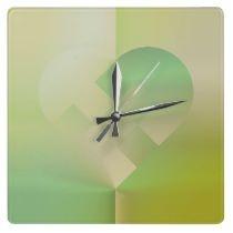 Heart 31 - Wall Clock by Gréta Thórsdóttir