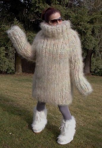 237 best For The Sweater Lover images on Pinterest | Mohair ...