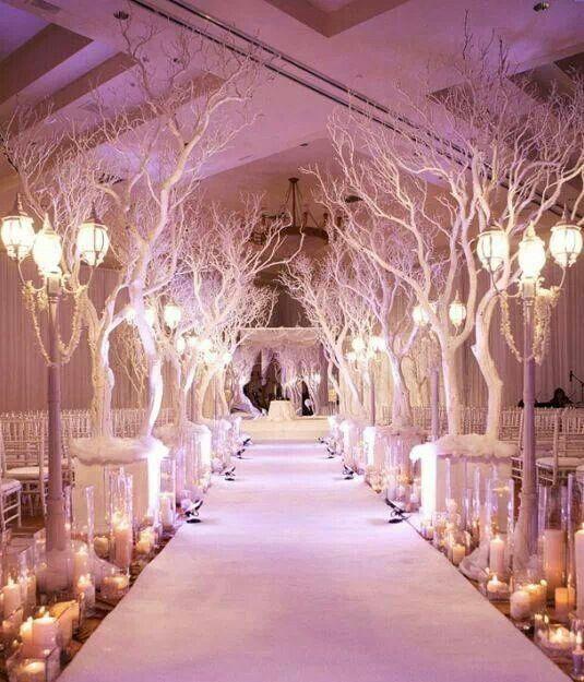 Indoor Winter Wonderland