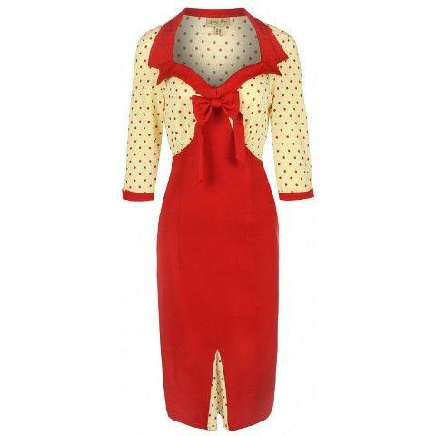 Faith-mekko - Naiset - Mekot - Underground Store & Piercing Studio #mekko #undergroundstore.fi #lindybop #faith #dress #vintage #50's