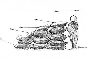 Das Cartoonmuseum zeigt das Werk von Jules Stauber |TagesWoche
