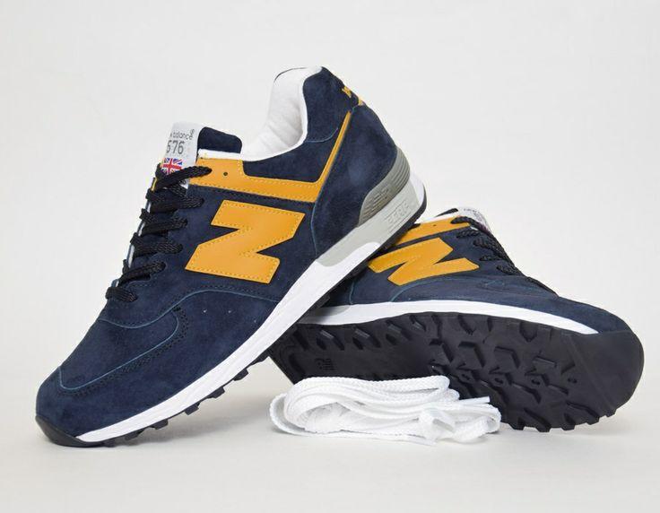 New Balance 576 Suede Sneakers yECaTRH