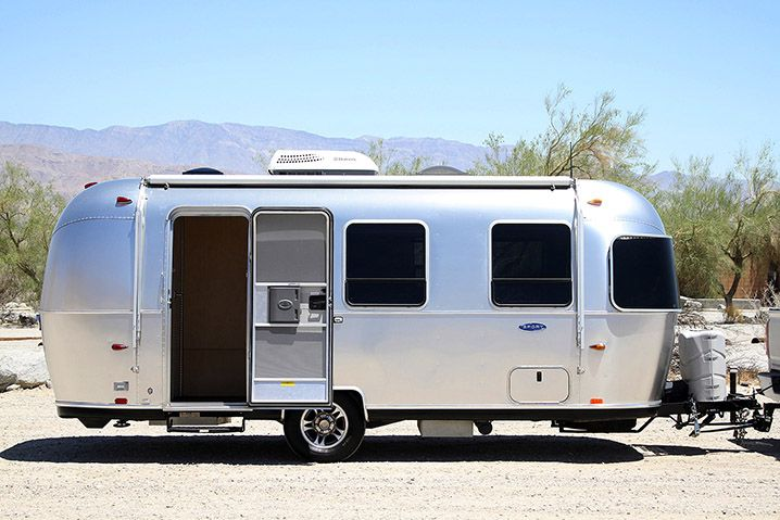 Awesome Airstream Sport 22 Travel Trailer Review [w/video] | Travel Trailer Reviews Airstream Sport And ...
