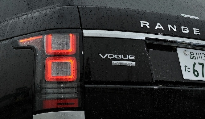 Land Rover Range Rover 5.0 V8 VOGUE|  ランドローバー レンジローバー 5.0 V8 ヴォーグ