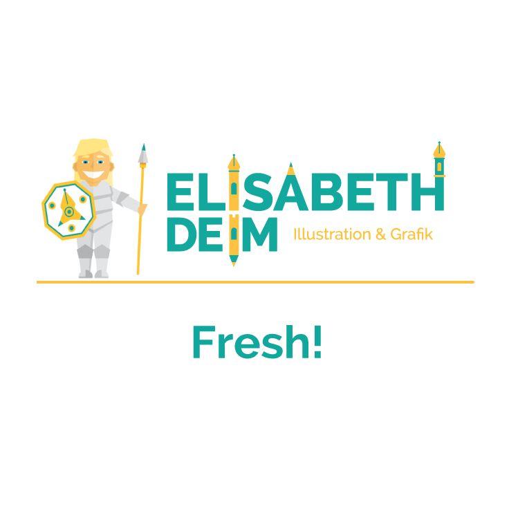 Fresh! Die neuste Illustration von ELISABETH DEIM
