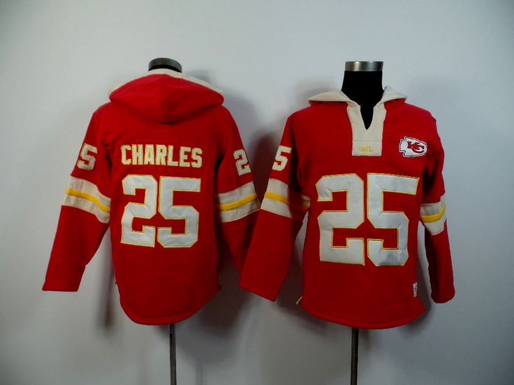 Men's Nike NFL San Francisco 49ers #25 Charles 2015 New Hoodie Red http://www.wholesalejerseyclearance.com/san-francisco-49ers_gc130_1_15.html