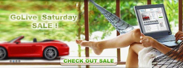 Saturday Live Sale
