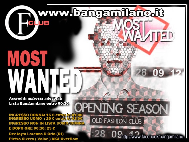 OLD-FASHION-CLUB-MOST-WANTED-BANGAMILANO.IT