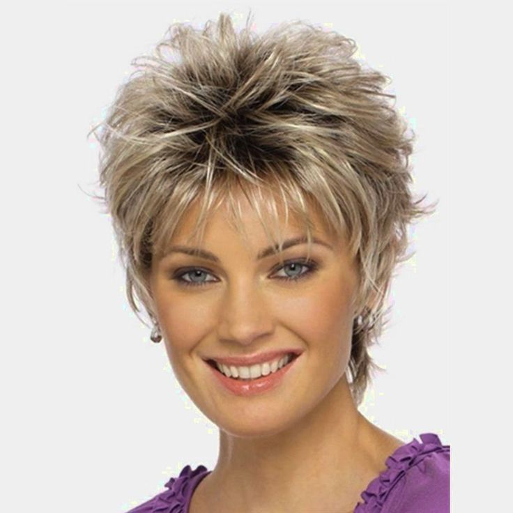 Image result for Short Fine Hairstyles for Women Over 50 ...