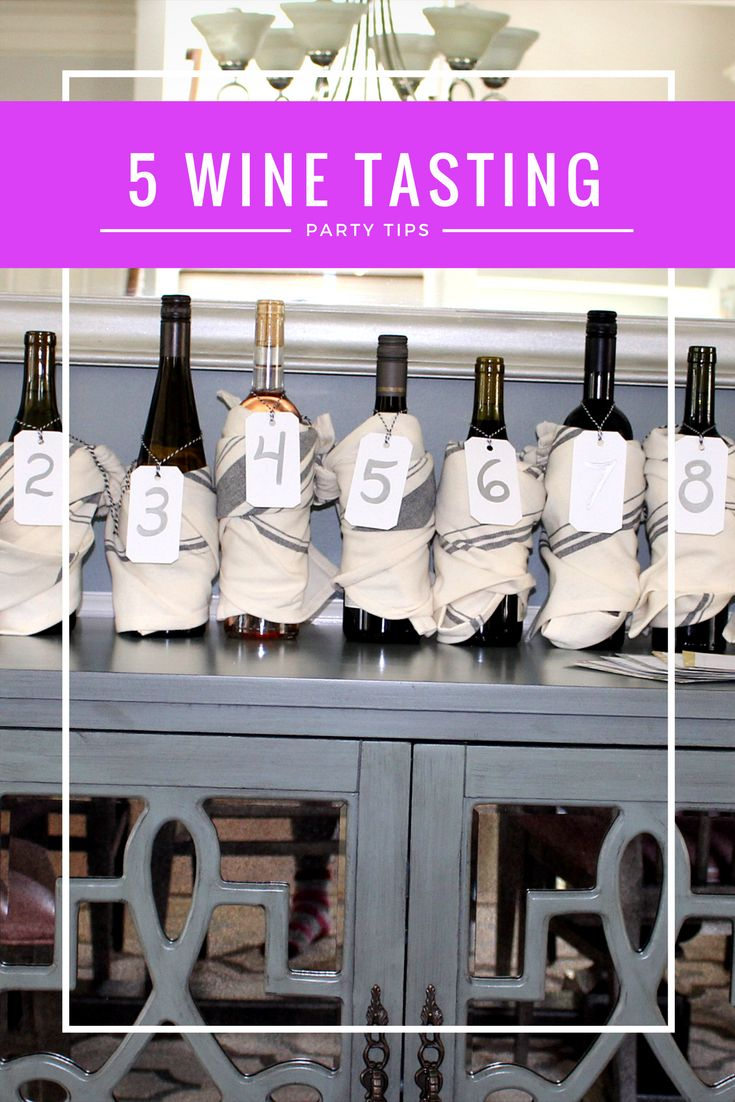 How to Plan a Bridal Shower Wine Tasting