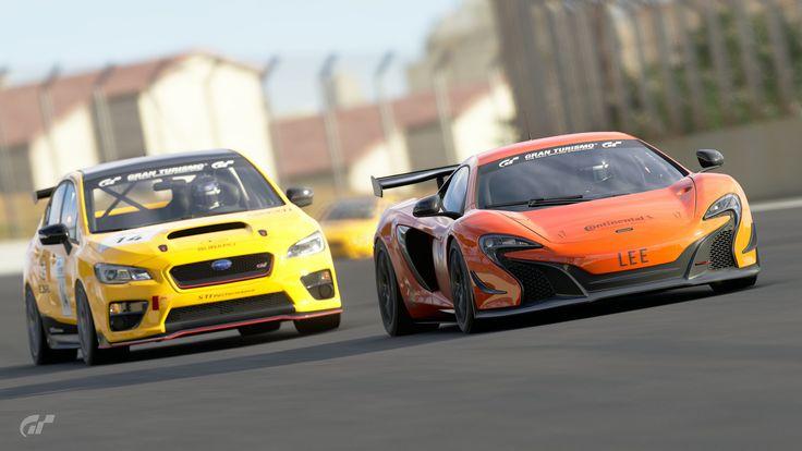 https://flic.kr/p/22hCTbT | GT Sport | These were taken from an online race.#GTSport #Screenshot #Photomode #playstation #ps4 #PS4Share #racing #track #car #McLaren #subaru