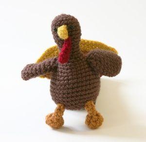 Crochet Tom Turkey