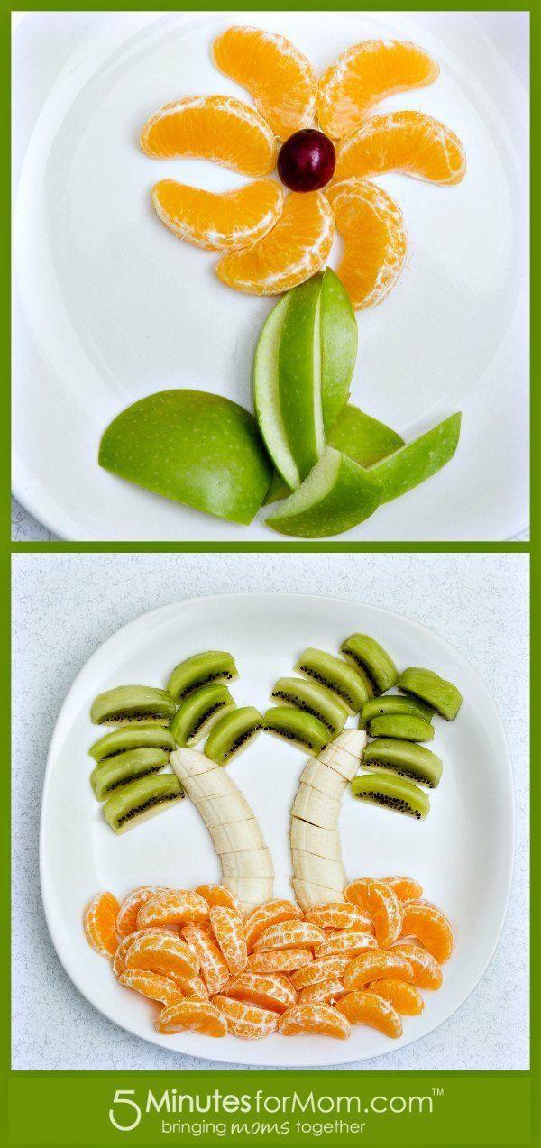 Gastrorganik - Meyve Sunumları