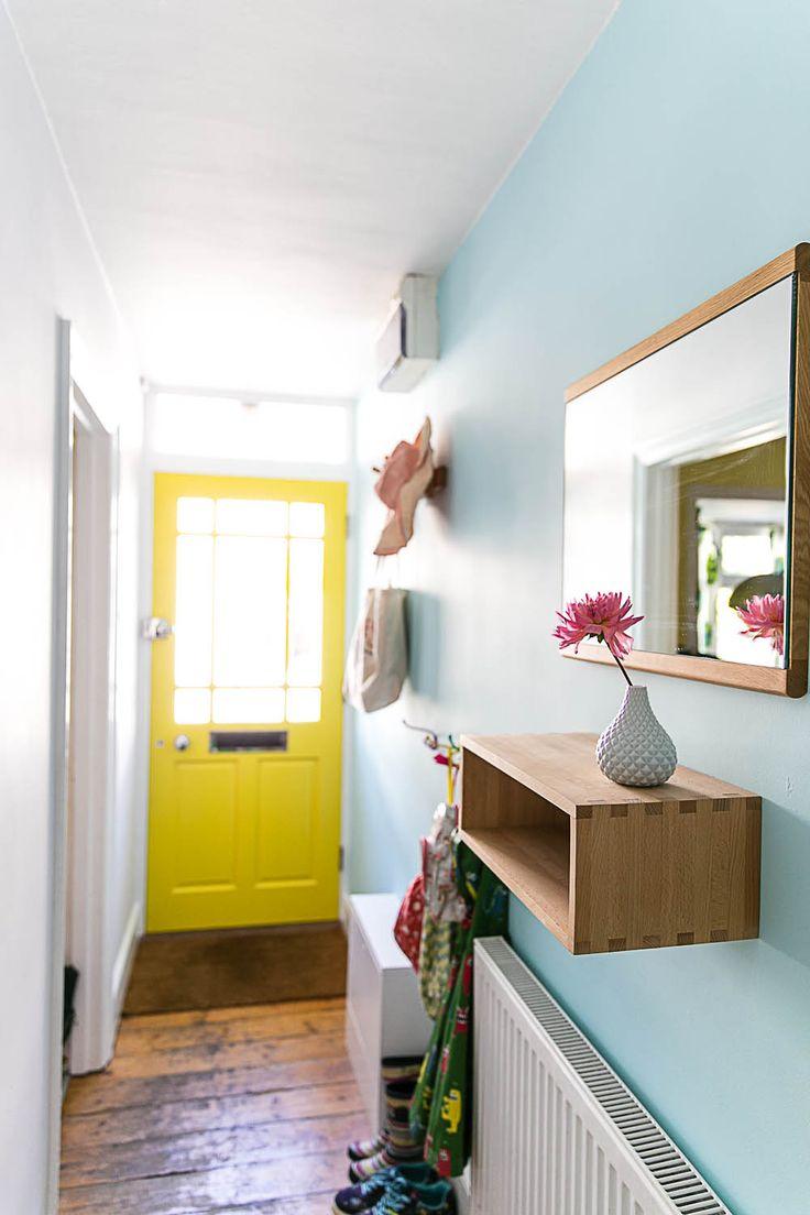 Colors For Hallways best 25+ yellow hallway ideas on pinterest | yellow hallway paint