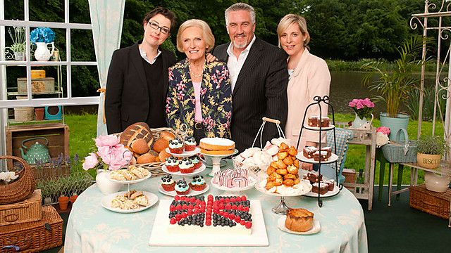 Great Bake Off love it