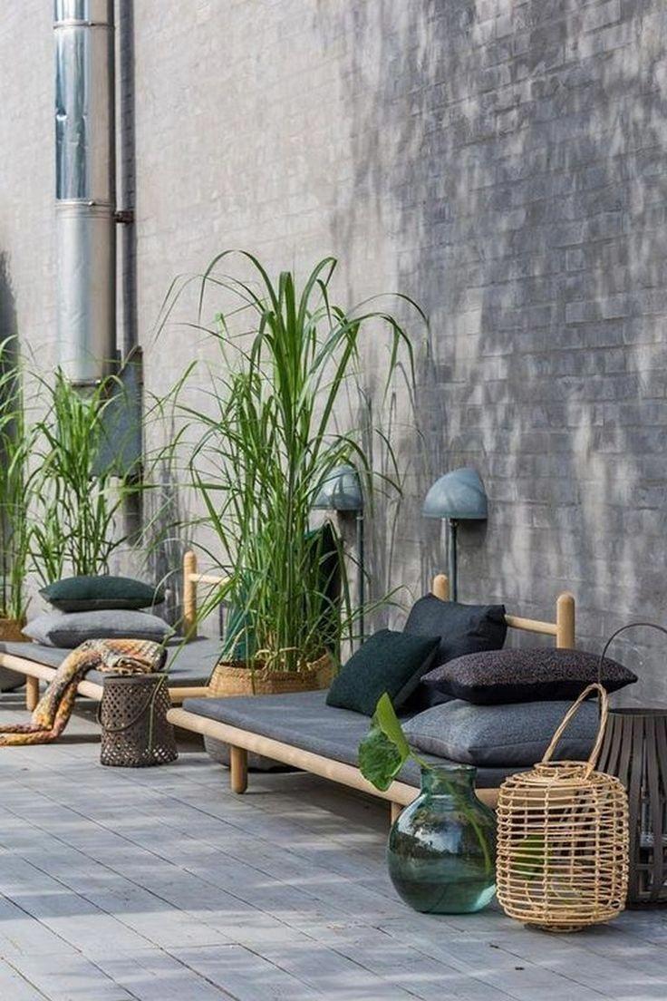 Pin De Al En Interery En 2020 Jardin De Balcon Pequeno Jardin