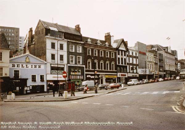Angel Row, 1977