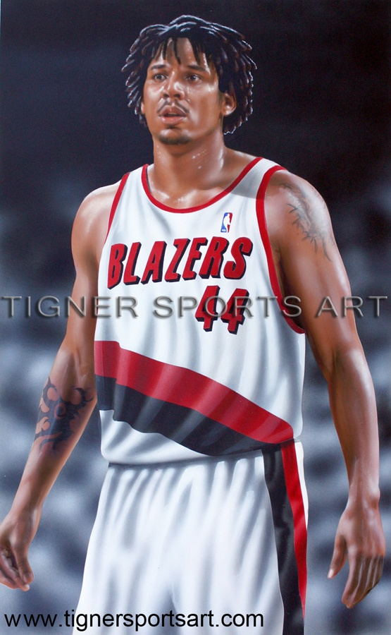 13 Best Images About Portland Trial Blazers Players Or Etc ...