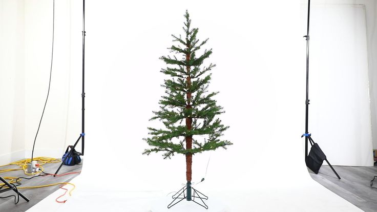 5 Fairbanks Fir Artificial Christmas Tree With 150 Clear Warm Multifunction Led Lights And 118 Bendable Branches Video Video In 2020 Artificial Christmas Tree Christmas Tree Best Artificial Christmas Trees