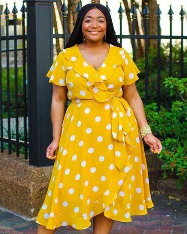 Moda Plus Size: Guia COMPLETO para Escolher a Roupa Ideal [2020] | Plus size outfits, Plus size dresses, Plus size fashion
