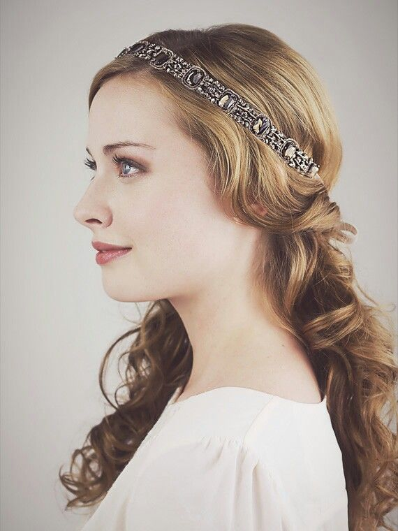 http://deannadibenemillinery.com/images/products/Sweet-Romance-Beaded-Headband-In-Cocoa-and-Silver