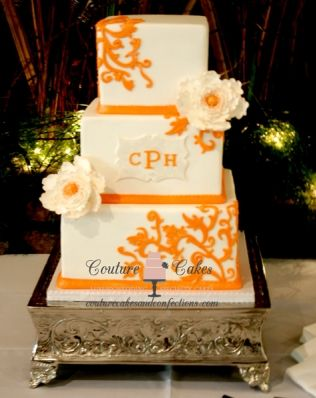 21 best Couture Cakes Chattanooga Wedding Cake Bakery images on