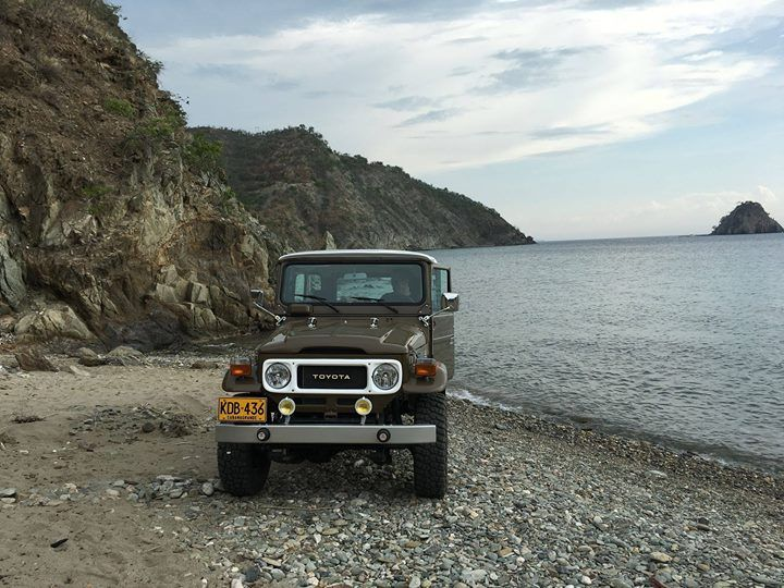 Whether you're driving to a meeting or overlanding through the deserts of some faraway land this is the only way to get there and back. http://ift.tt/2pSWblz