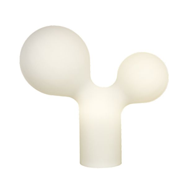 Double Bubble lamp by Eero Aarnio.