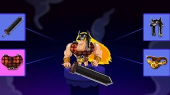 Barbaric The Golden Hero hack for android