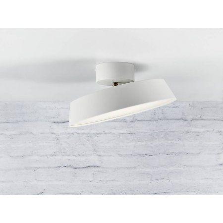 Nordlux LED Plafondlamp Alba - Wit
