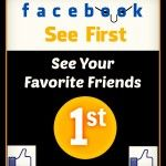 How to Fix Your Facebook Feed to See Your Favorite Friends First!