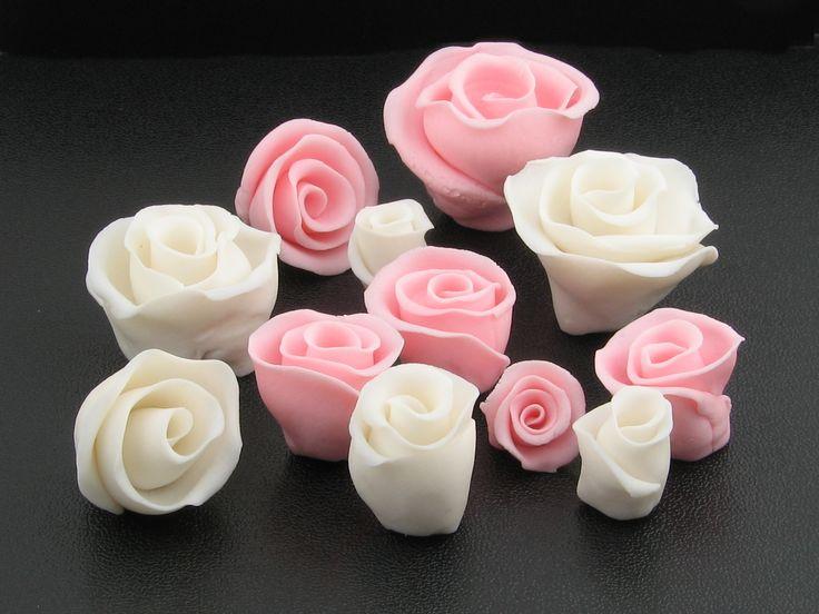 Ribbon Roses.
