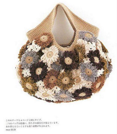 daisies handbag