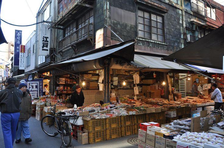 Tokyo Tour 3: Tsukiji Fish Market Tour