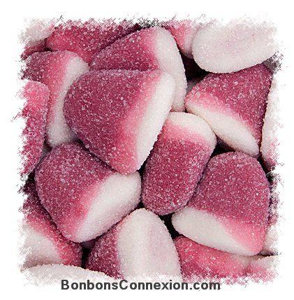 Grape Puffy Puff Candy