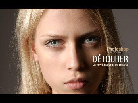 Dans ce tutoriel vidéo Photoshop en Français, nous allons apprendre à detourer des cheveux proprement d'une personne. Pour cela, nous utiliserons l'outil amé...