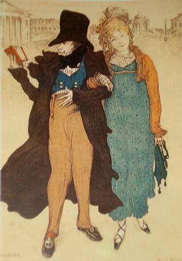 Oeuvre de Leon Bakst, 1902