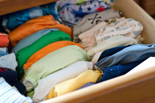 Probably THE best cloth diapering routine I've found!