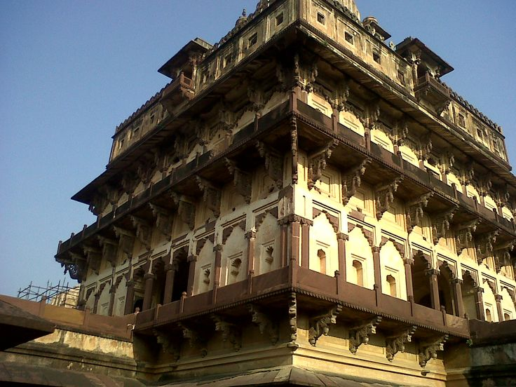 Datia palace, Madhya Pradesh
