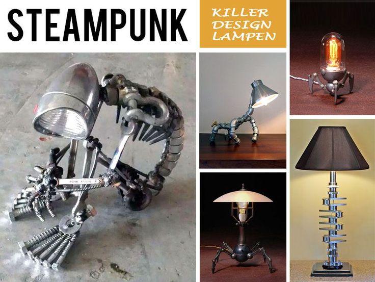 Diesen Trend Htte Ich Fast Verschlafen Unglaublich Schne Lampen Designs