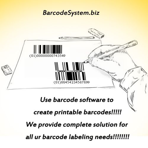 Design stylish bar code images with use of professional #barcode #label #creator #software, click on http://www.barcodesystem.biz