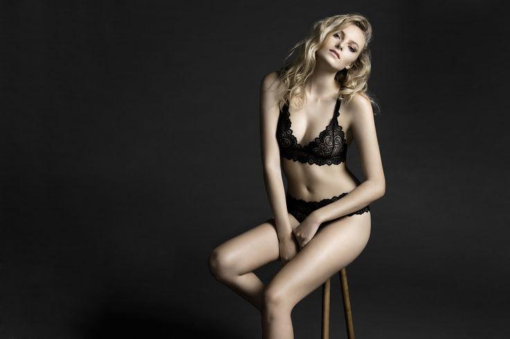 Bonnie Bra & Cheekies @herapparel #bralette #lingerie