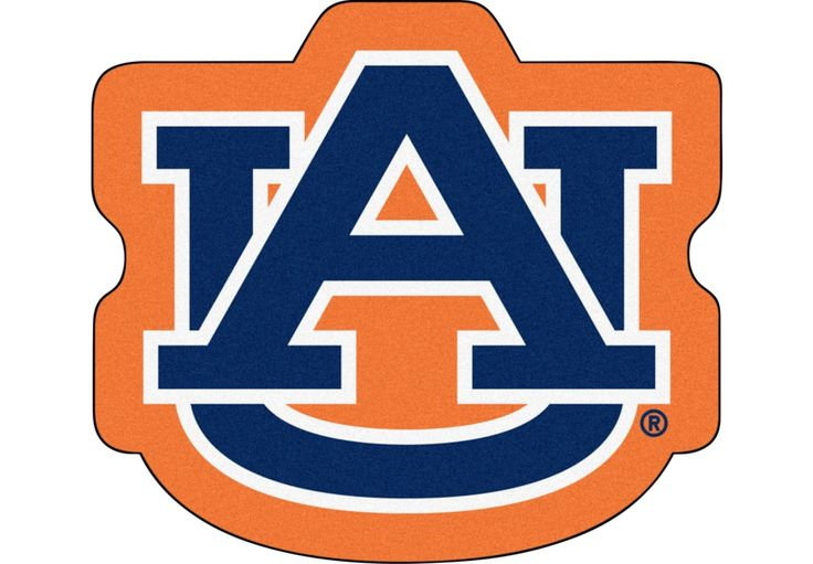 Ncaa Football Mascot Auburn University 1 6 Quot X 2 Rug