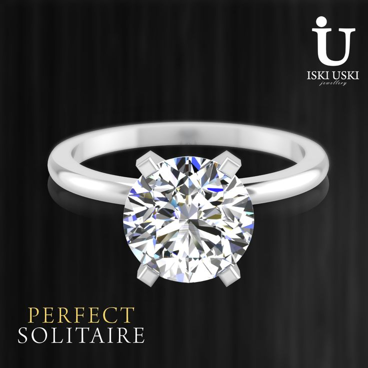 Click here to view #excellent #collection of #diamond / #solitaire #rings.. Shop Now: www.IskiUski.com
