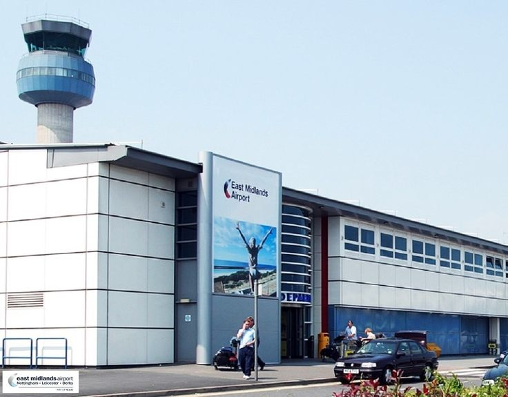 East Midlands Airport - This is my local airport